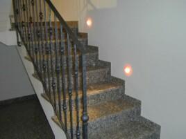 Illuminazione corridoi vani scale